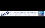 Atlas Courier Express Logo