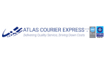 Atlas Courier Express Logo